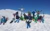 Sportowy obóz zimowy - Austria 2015 - turnus I, cz. 1