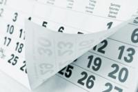 Kalendarz zajęć - SEMESTR JESIEŃ 2014/2015