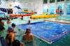 TWR Collegium Stargard - zabawa mikołajkowa na pływalni - grupy piątkowe