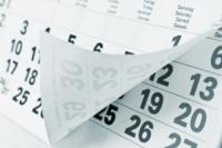 Kalendarz zajęć na pływalni